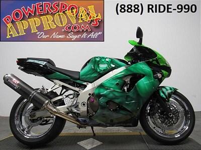 Used 2002 Kawasaki Ninja ZX-9R