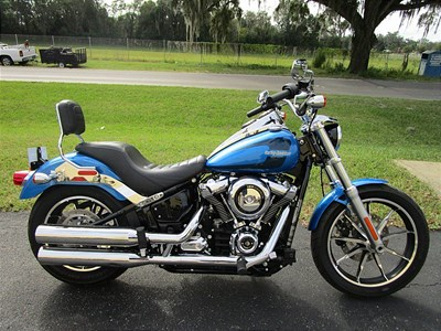 Used 2018 Harley-Davidson® Softail® Low Rider®