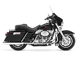 Used 2006 Harley-Davidson® Electra Glide® Police/Fire Rescue