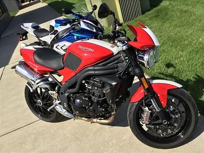 Used 2011 Triumph Speed Triple