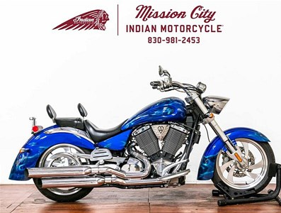 Used 2005 Victory Ness Signature Series Kingpin®