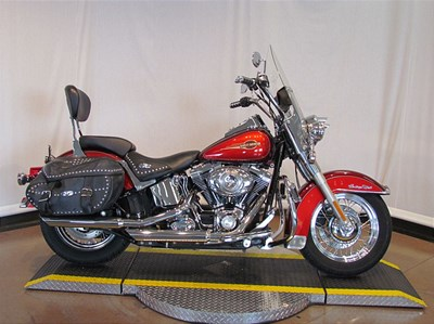 Used 2008 Harley-Davidson® Heritage Softail® Classic Firefighter/Peace Officer