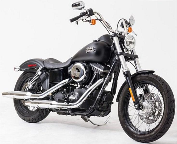 2017 Dyna For Sale Washington >> 2015 Harley-Davidson® FXDB Dyna® Street Bob® (BLACK DENIM), Renton, Washington (773601 ...