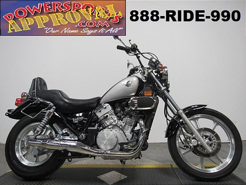 Photo of a 2004 Kawasaki VN750-A20 Vulcan 750
