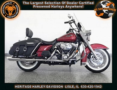 Used 2004 Harley-Davidson® Road King® Classic