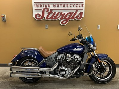 Used 2020 Indian® Motorcycle Scout