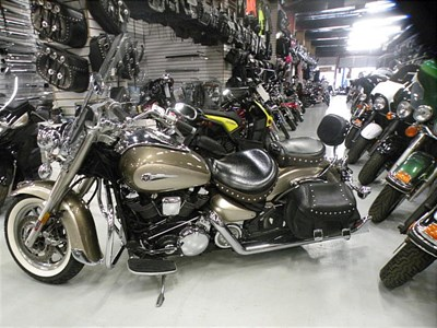 Used 2004 Yamaha Road Star Silverado