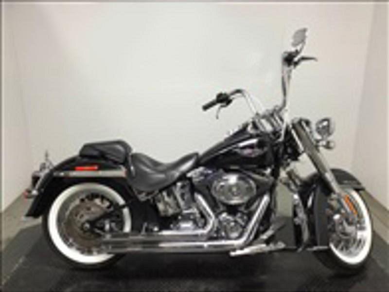Photo of a 2011 Harley-Davidson® FLSTN Softail® Deluxe