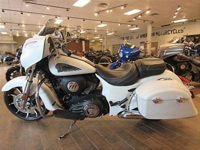 New 2018 Indian® Chieftain® Limited