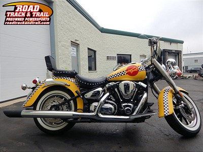 Used 2007 Yamaha Road Star Silverado