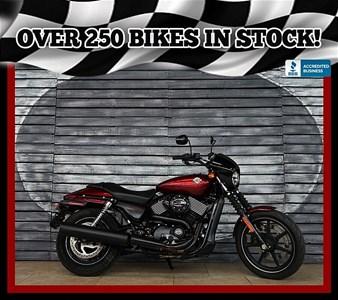 Used 2016 Harley-Davidson® Street™ 750