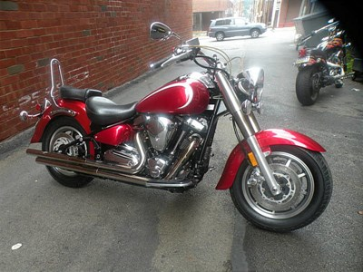 Used 2009 Yamaha Road Star 1700