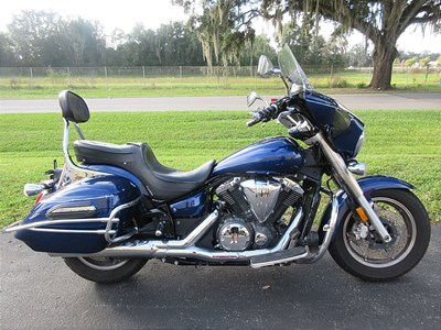 Used 2013 Yamaha V-Star 1300 Deluxe
