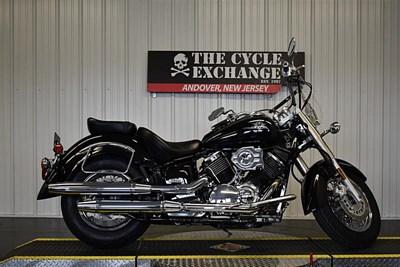 Used 2002 Yamaha V-Star 1100 Custom