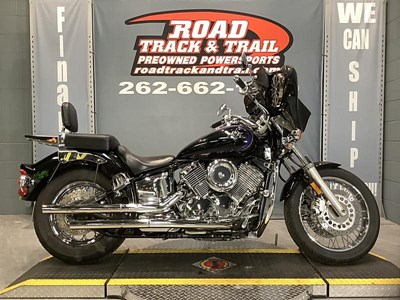 Used 2003 Yamaha V Star Custom