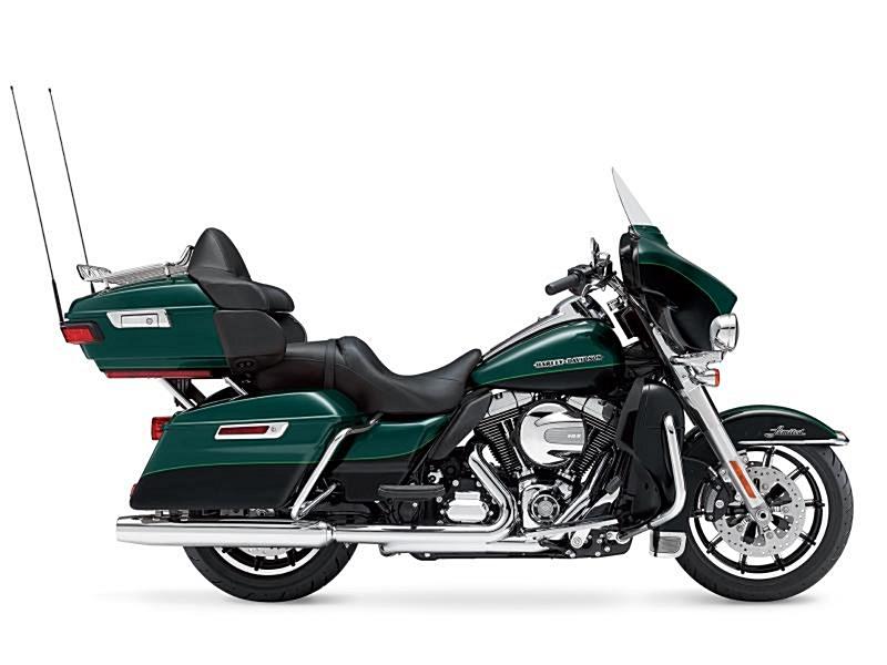 Photo of a 2015 Harley-Davidson® FLHTK Ultra Limited
