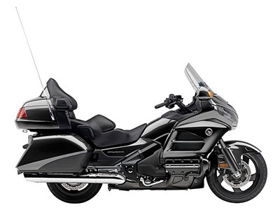 Used 2014 Honda® Gold Wing Airbag ABS
