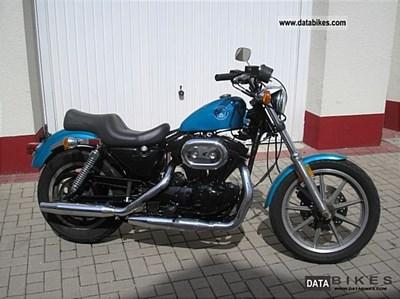 1990 Harley DavidsonR XLH 883