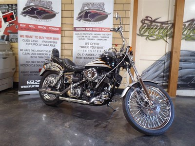 Used 1981 Harley-Davidson® Low Rider®