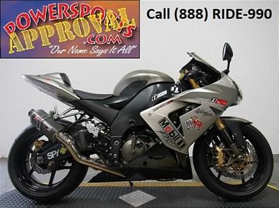 Used 2005 Kawasaki Ninja ZX-10R
