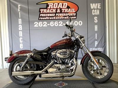 Used 2012 Harley-Davidson® Sportster® 1200 Custom