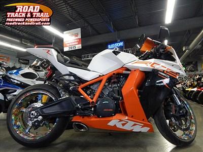 Used 2014 KTM 1190 RC8 R
