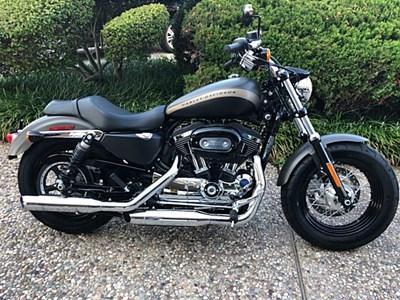 Used 2018 Harley-Davidson® Sportster® 1200 Custom