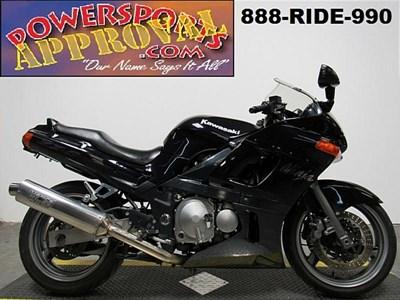 Used 2001 Kawasaki Ninja ZX-6