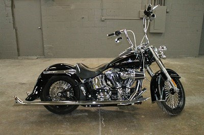 Used 2017 Harley-Davidson® Softail® Deluxe
