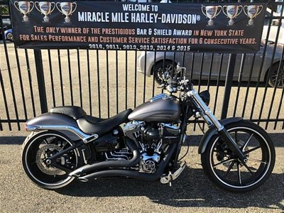 Harley Breakout For Sale >> Softail Breakout