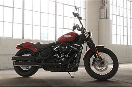 Photo of a 2019 Harley-Davidson® FXDB Dyna® Street Bob®