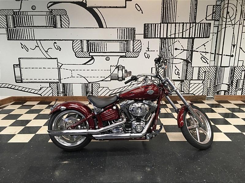 Photo of a 2008 Harley-Davidson® FXCWC Softail® Rocker™ C