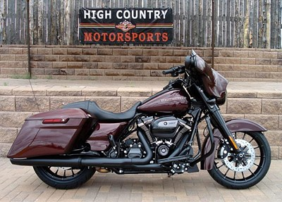 New 2018 Harley-Davidson® Street Glide® Special