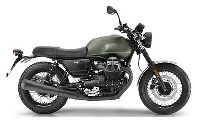 New 2020 Moto Guzzi