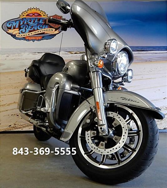 Photo of a 2017 Harley-Davidson® FLHTCU Electra Glide® Ultra Classic®