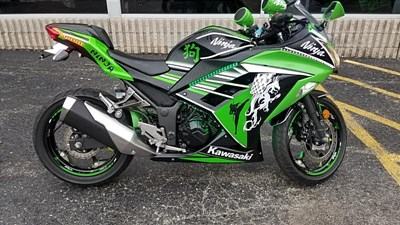 Used 2016 Kawasaki Ninja® 300 ABS KRT Edition