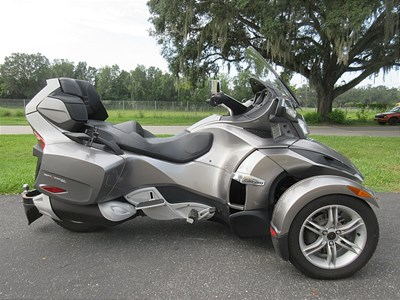 Used 2011 Can-Am Spyder RT-S