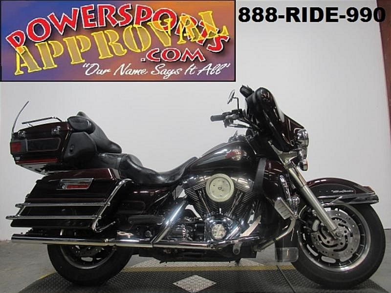 Photo of a 2006 Harley-Davidson® FLHTCU/I Electra Glide® Ultra Classic®