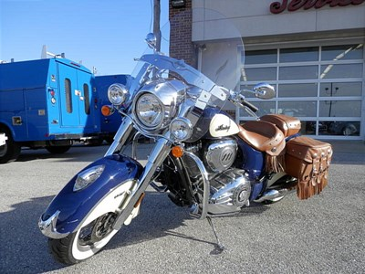 New 2017 Indian® Chief® Vintage
