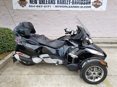 Used 2010 Can-Am Spyder RT