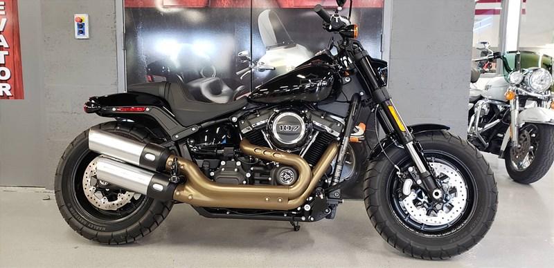 Photo of a 2018 Harley-Davidson® FXFBS Softail® Fat Bob® 107
