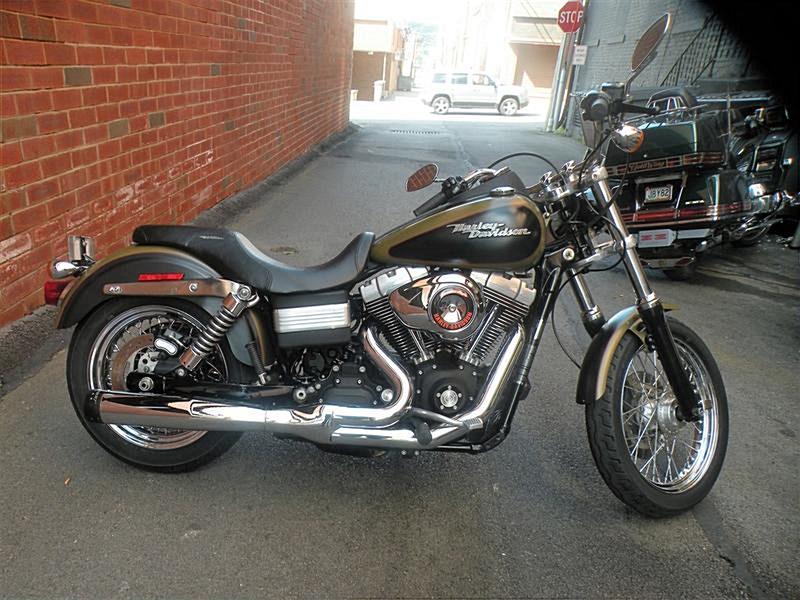 Photo of a 2008 Harley-Davidson® FXDB Dyna® Street Bob®