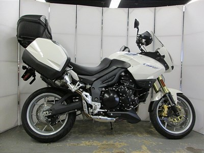 Used 2010 Triumph Tiger 1050 ABS