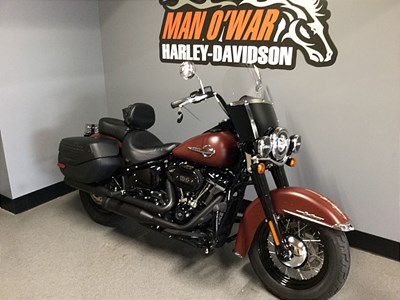 Used 2018 Harley-Davidson® Softail® Heritage Classic 114