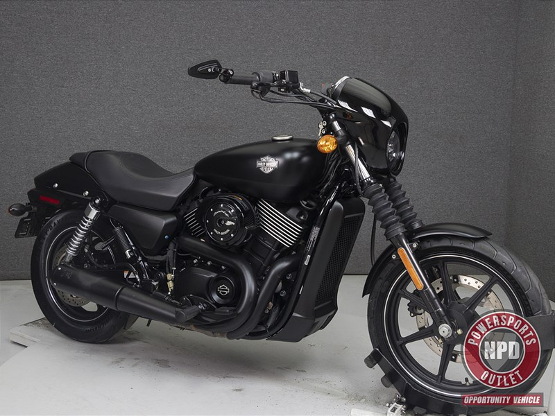 Photo of a 2015 Harley-Davidson® XG750 Street™ 750