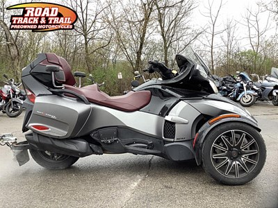 Used 2015 Can-Am Spyder® RT-S Special Series SE6