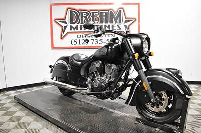 Used 2016 Indian® Motorcycle Chief® Dark Horse®