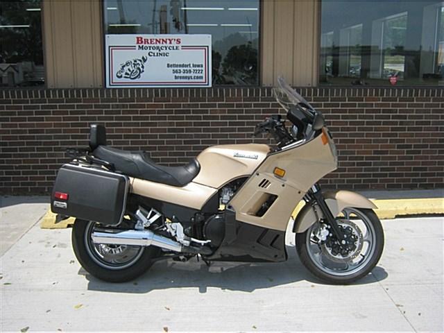 Photo of a 2002 Kawasaki ZG1000-A17 Concours