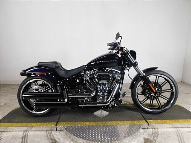 Photo of a 2020 Harley-Davidson® FXBRS Breakout® 114