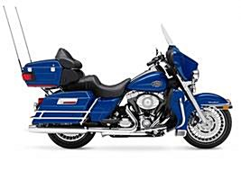 Used 2009 Harley-Davidson® Electra Glide® Ultra Classic®